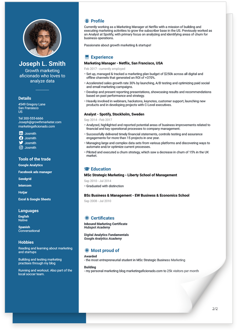 Type my professional curriculum vitae sample cover letter customer support